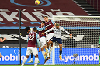 during West Ham United vs Aston Villa, Premier League Football at The London Stadium on 30th November 2020