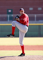 Jon Plefka / Los Angeles Angels 2008 Instructional League..Photo by:  Bill Mitchell/Four Seam Images