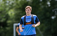 New Signing Dayle Southwell during the Wycombe Wanderers 2016/17 Pre Season Training Session at Wycombe Training Ground, High Wycombe, England on 1 July 2016. Photo by Andy Rowland / PRiME Media Images.