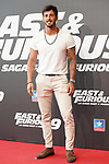 Ivan Gonzalez during the photocall for the 'Fast & Furious 9' Madrid Premiere. June 17, 2021. (ALTERPHOTOS/Acero)