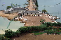A duck farm in the area of Wuming. /Felix Features