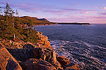 North View from Otter Point, Acadia National Park, Maine.  Available in sizes up to 30 x 45 inches.