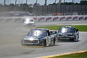 #51: Alex Tagliani, Kyle Busch Motorsports, Toyota Tundra RONA/VIAGRA, #75 Parker Kligerman