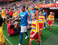 Fifa Women's World Cup Germany 2011 : Brazil - Australia  at Borussia - Park in Munchengladbach : Cristiane.foto DAVID CATRY / Vrouwenteam.be