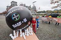 2014/10/15 Berlin | Oxfam-Aktion zu Welternährungstag