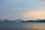 Lake Mutanda & Volcano Scenic