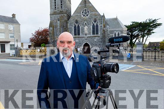 Listowel native Michael Pixi O'Gorman launches a funeral Video Service
