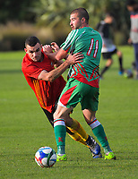 170527 Central League Football - Stop Out v Wairarapa United