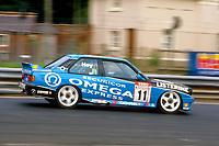 Round 9 of the 1991 British Touring Car Championship. #11 Will Hoy (GB). BMW Team Listerine. BMW M3.