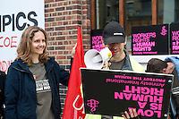 Amnesty Srike 12-9-12