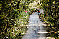 plugstreet gravel section <br /> <br /> 9th Gent-Wevelgem in Flanders Fields 2020<br /> Elite Womens Race (1.WWT)<br /> <br /> One Day Race from Ypres (Ieper) to Wevelgem 141km<br /> <br /> ©kramon