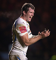 Exeter Chiefs' Ian Whitten<br /> <br /> Photographer Bob Bradford/CameraSport<br /> <br /> Gallagher Premiership Round 9 - Harlequins v Exeter Chiefs - Friday 30th November 2018 - Twickenham Stoop - London<br /> <br /> World Copyright © 2018 CameraSport. All rights reserved. 43 Linden Ave. Countesthorpe. Leicester. England. LE8 5PG - Tel: +44 (0) 116 277 4147 - admin@camerasport.com - www.camerasport.com