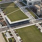 Cleveland Convention Center Aerials