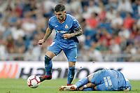 Getafe CF's Mauro Arambarri during La Liga match. August 19,2018.  *** Local Caption *** © pixathlon<br /> Contact: +49-40-22 63 02 60 , info@pixathlon.de