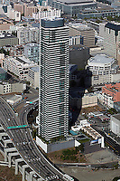aerial photograph One Rincon Hill San Francisco