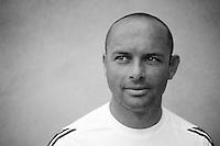 physiotherapist Jens Tummeleer<br /> <br /> Tour de France 2013<br /> restday 2