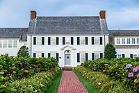 Grand home, Chatham, Cape Cod, Massachusetts, USA.