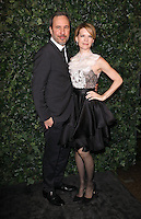 Denis Villeneuve and Tanya Lapointe<br /> at the 2017 Charles Finch & CHANEL Pre-Bafta Party held at Anabels, London.<br /> <br /> <br /> ©Ash Knotek  D3227  11/02/2017