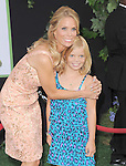 Cheryl Hines and Catherine Rose Young at The World Premiere of Disney's The Odd Life of Timothy Green held at The El Capitan Theatre in Hollywood, California on August 06,2012                                                                               © 2012 DVS/Hollywood Press Agency