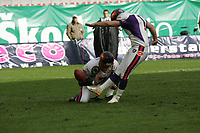 Field Goal von David Kimball (Kicker Frankfurt Galaxy)