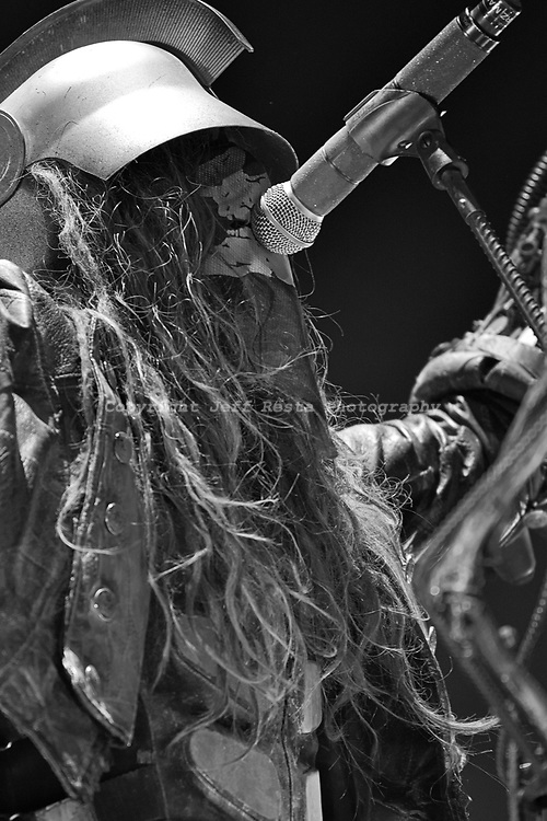 Rob Zombie live in concert at the Verizon Theatre on October 23, 2010 in Grand Prairie, TX.