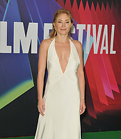 """Juliet Rylance at the 65th BFI London Film Festival """"The Phantom of the Open"""" world premiere, Royal Festival Hall, Belvedere Road, on Tuesday 12th October 2021, in London, England, UK. <br /> CAP/CAN<br /> ©CAN/Capital Pictures"""