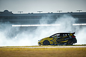 Formula DRIFT Black Magic Pro Championship<br /> Round 7<br /> Texas Motor Speedway, Fort Worth, TX USA<br /> Thursday 7 September 2017<br /> Fredric Aasbo, Rockstar Energy Drink / Nexen Tire Toyota Corolla iM<br /> World Copyright: Larry Chen<br /> Larry Chen Photo