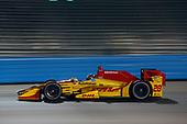 2017 IndyCar Media Day - Track Action<br /> Phoenix Raceway, Arizona, USA<br /> Friday 10 February 2017<br /> Ryan Hunter-Reay<br /> World Copyright: Phillip Abbott/LAT Images<br /> ref: Digital Image _90V7278