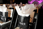 Swag bags at the Vogue Galleria Fashion Show at the Galleria Thursday Sept. 10,2015.(Dave Rossman photo)