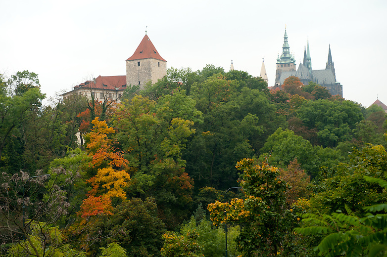 Prague has many parks and gardens to escape the noise and crowd of the city centre. As the city is surrounded by hills, there are many opportunities to get spectacular vistas...