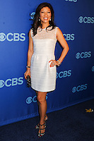 NEW YORK CITY, NY, USA - MAY 14: Julie Chen at the 2014 CBS Upfront held at Carnegie Hall on May 14, 2014 in New York City, New York, United States. (Photo by Celebrity Monitor)