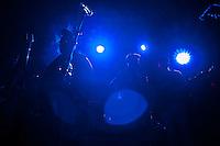 """The German Folk Punk Band """"O'Reillys and the Paddyhats"""" at the Irish Folk Punk Festival on Saturday the 8. March 2014 in the Berlin Club SO36.<br />8.3.2014, Berlin<br />Copyright: Christian-ditsch.de<br />[Inhaltsveraendernde Manipulation des Fotos nur nach ausdruecklicher Genehmigung des Fotografen. Vereinbarungen ueber Abtretung von Persoenlichkeitsrechten/Model Release der abgebildeten Person/Personen liegen nicht vor. NO MODEL RELEASE! Don't publish without copyright Christian-Ditsch.de, Veroeffentlichung nur mit Fotografennennung, sowie gegen Honorar, MwSt. und Beleg. Konto:, I N G - D i B a, IBAN DE58500105175400192269, BIC INGDDEFFXXX, Kontakt: post@christian-ditsch.de<br />Urhebervermerk wird gemaess Paragraph 13 UHG verlangt.]"""