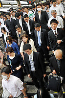 Japan Workers and Job Seekers