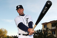 Feb 21, 2009; Lakeland, FL, USA; The Detroit Tigers infielder Cale Iorg (68) during photoday at Tigertown. Mandatory Credit: Tomasso De Rosa/ Four Seam Images
