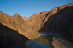 Bright Angel Trail near Phantom Ranch, Grand Canyon National Park, Arizona .  John offers private photo tours in Grand Canyon National Park and throughout Arizona, Utah and Colorado. Year-round.