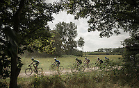 racing through the fields<br /> <br /> 91st Schaal Sels 2016