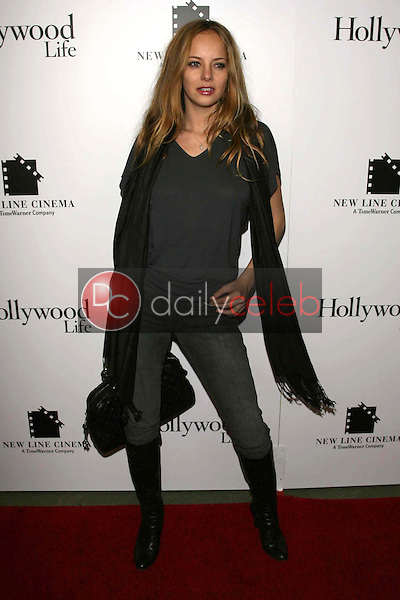 """Bijou Phillips<br />at the New Line Cinema's """"Little Children"""" celebration party hosted by Hollywood Life Magazine. Pacific Design Center, West Hollywood, CA. 11-15-06<br />Dave Edwards/DailyCeleb.com 818-249-4998"""