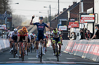 Tim Merlier (BEL/Alpecin-Fenix) wins the 53rd Le Samyn 2021<br /> <br /> ME (1.1)<br /> 1 day race from Quaregnon to Dour (BEL/205km)<br /> <br /> ©kramon