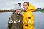 Tieanna and Ann Sheehy enjoying a stroll in the Tralee Bay Wetlands on Saturday.