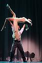 "German Cornejo's ""Immortal Tango"" opens at the Peacock Theatre. The dancers are: German Cornejo, Gisela Galeassi, Jose Fernandez, Martina Waldman, Max Van De Voorde, Solange Acosta, Mariano Balois, Sabrina Amuchastegui, Leonard Luizaga, Mauro Caiazza, Tere Sanchez Terraf, Julio Seffino, Carla Dominguez.Picture shows: German Cornejo, Gisela Galeassi"