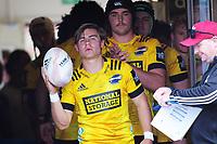 210414 Super Rugby U20 Tournament - Hurricanes v Highlanders
