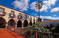 Kloster Santa Clara in Funchal, Madeira, Portugal