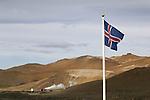 Thermal area, Myvatn area, Interior of Iceland