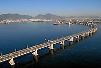 Ponte Rio-Niterói. Rio de Janeiro. 2009. Foto de Renata Mello.