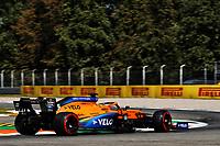 5th September 2020; Autodromo Nazionale Monza, Monza, Italy ; Formula 1 Grand Prix of Italy, Qualifying;  55 Carlos Sainz ESP, McLaren F1 Team qualifies in 3rd place