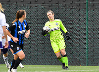 =a25= pictured during a female soccer game between Club Brugge Dames YLA and RSC Anderlecht Ladies on the fifth matchday of the 2020 - 2021 season of Belgian Scooore Womens Super League , sunday 18 October 2020  in Brugge , Belgium . PHOTO SPORTPIX.BE | SPP | DAVID CATRY