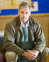 BNPS.co.uk (01202 558833)<br /> Pic: PeterWillows/BNPS<br /> <br /> Richard Drax <br /> <br /> A Tory MP hopeful has apologised after being photographed parking across two disabled parking spaces.