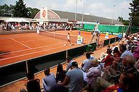 14-08-10, Hillegom, Tennis, NJK, Overzicht