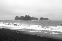 May 26, 2012:  La Push, Washington Beach.