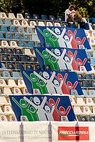 crowd, folla<br /> 800 Freestyle Women<br /> Roma 12/08/2020 Foro Italico <br /> FIN 57 Trofeo Sette Colli - Campionati Assoluti 2020 Internazionali d'Italia<br /> Photo Giorgio Scala/DBM/Insidefoto